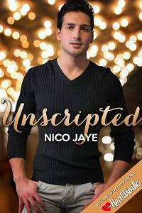 Release Day Review: Unscripted by Nico Jaye