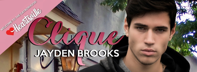 Release Day Review: Clique by Jayden Brooks